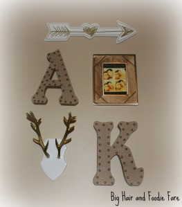 A and K Wall art